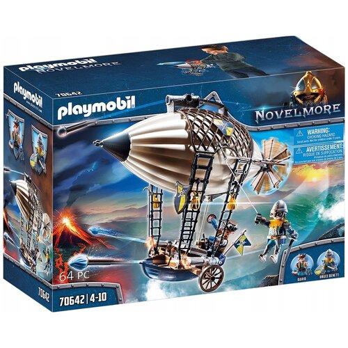 Конструктор Playmobil Novelmore 70642 Дирижабль рыцарей Новельмор