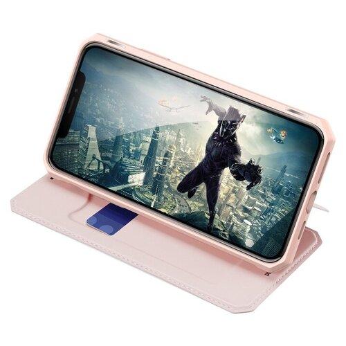 Чехол книжка Dux Ducis для Samsung Galaxy A72 4G / A72 5G, Skin X, розовый