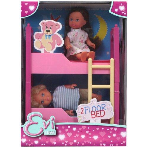 Кукла Simba Еви с братиком, 12 см, 5733847029