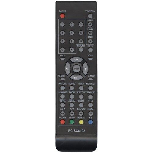 Пульт Huayu 16220 (Erisson RC-SC6122) для телевизора Brand