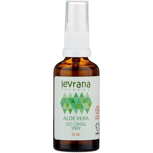 Купить Levrana дезодорант, спрей, Aloe Vera, 50 мл