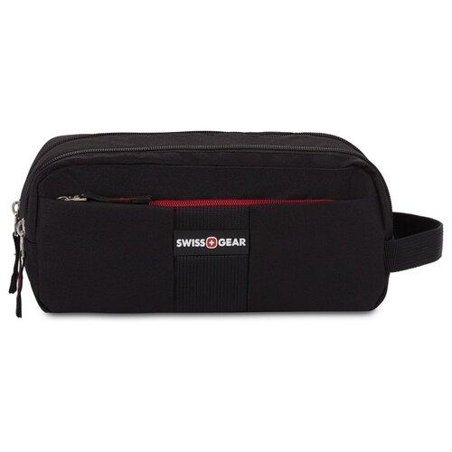 Несессер SWISSGEAR, цвет чёрный, полиэстер, 27x15x15 см Swissgear MR-SA6085201013