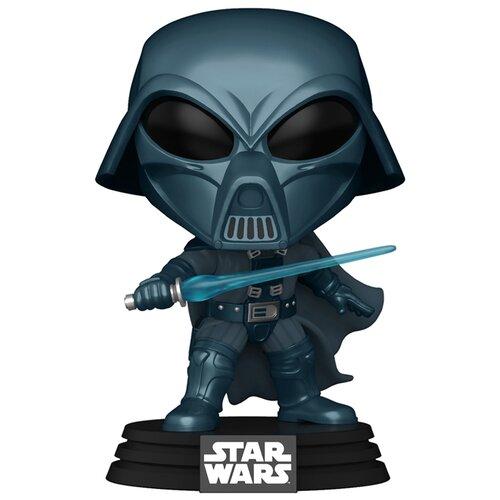 Фото - Фигурка Funko POP: Star Wars Concept Series – Darth Vader Bobble-Head (9,5 см) фигурка funko pop star wars rise of skywalker – jannah bobble head 9 5 см