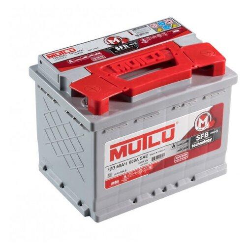 Автомобильный аккумулятор Mutlu SFB 3 (L2.60.054.B)