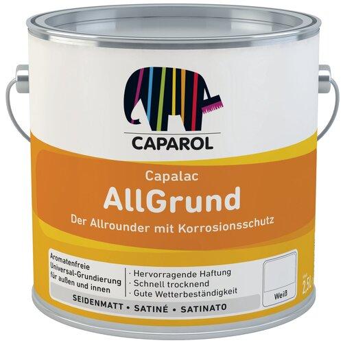 Caparol Capalac mix AllGrund Weiss, Грунт алкидный адгезионный,антикорозионный База1 0,713л