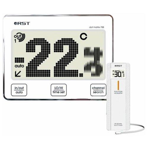 Термометр RST 02788, белый
