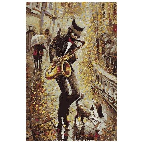 Фото - Картина по номерам Осенний блюз, 40x50 см игорь сергеевич фурсов осенний блюз усталой души