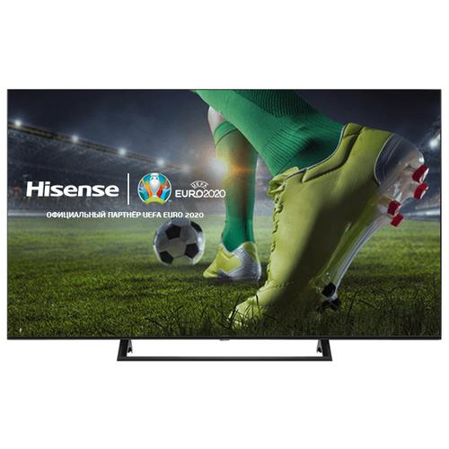 Фото - Телевизор Hisense 55AE7200F 55 (2020), черный led телевизор hisense 55ae7200f