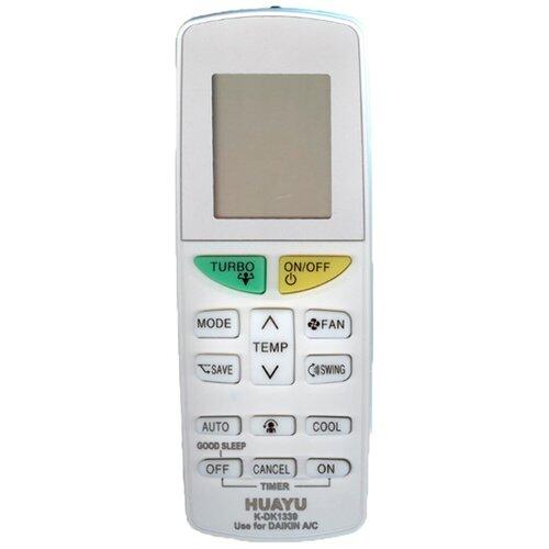 Пульт Huayu K-DK1339 для DAIKIN для кондиционеров, универсальный