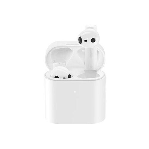 Фото - Беспроводные наушники Xiaomi Mi True Wireless Earphones 2, white беспроводные наушники xiaomi airdots pro mi true wireless earphones белый
