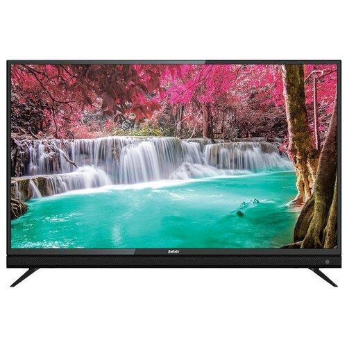 Телевизор BBK 43LEX-8161/UTS2C 43 (2019), черный телевизор bbk 43 43lex 8161 uts2c черный
