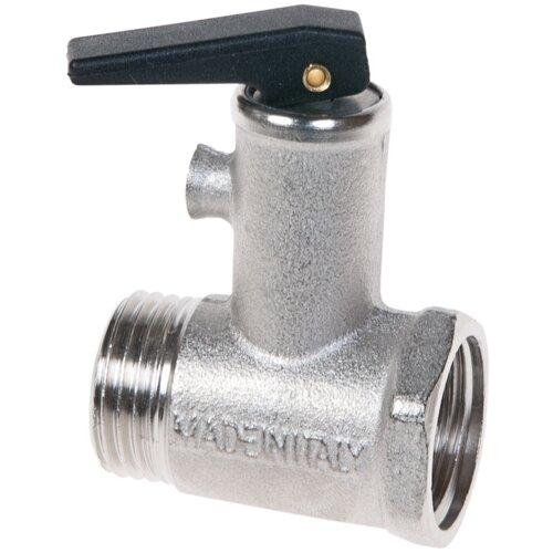 Предохранительный клапан для водонагревателя (1/2; 8,5 БАР) 571730 клапан обратный предохранительный с курком для водонагревателя mp у