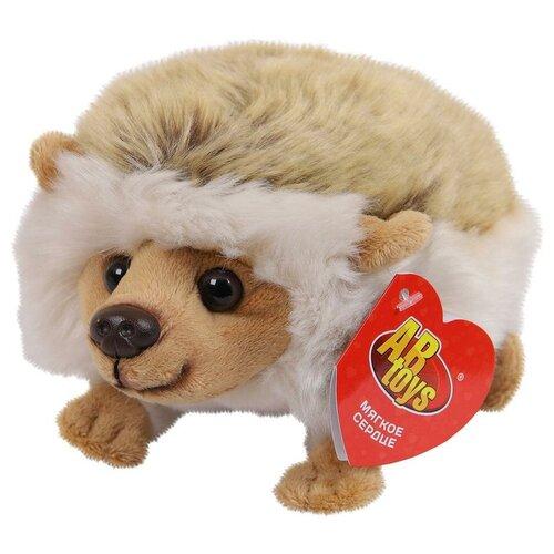 Купить Мягкая игрушка ABtoys В дикой природе Ежик, 20 см игрушка мягкая, Мягкие игрушки