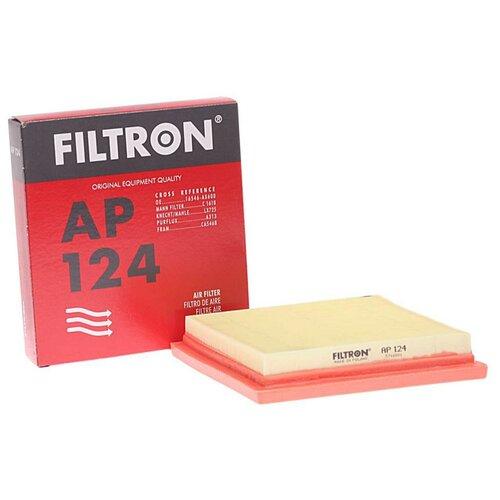 Воздушный фильтр FILTRON AP124 воздушный фильтр filtron ap 122 7