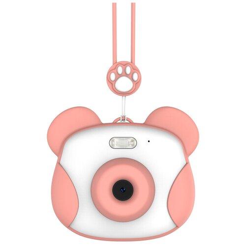 Фото - Фотоаппарат Lumicube Lumicam DK02 розовый фотоаппарат lumicam dk02 черный