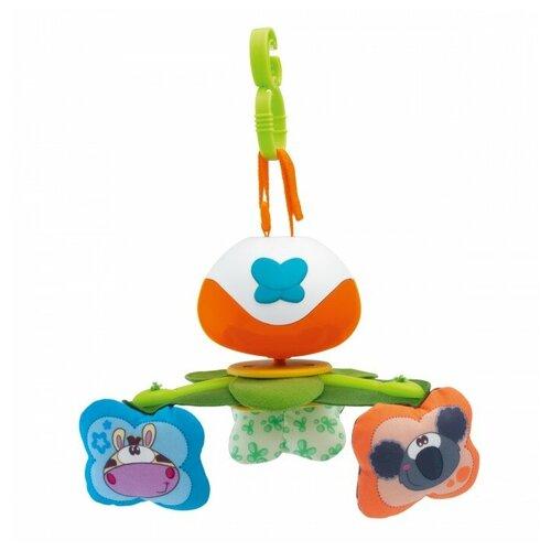 Купить Подвесная игрушка Chicco Танцующие друзья разноцветный, Подвески