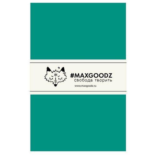 Купить Pocket / 9×14 см / Изумрудный / Для графики и письма, MAXGOODZ, Альбомы для рисования