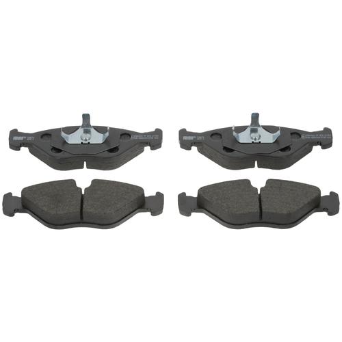 Фото - Дисковые тормозные колодки передние Ferodo FDB774 для Audi, SEAT, Volkswagen (4 шт.) дисковые тормозные колодки передние ferodo fdb1832 для audi a6 audi a8 volkswagen phaeton 4 шт