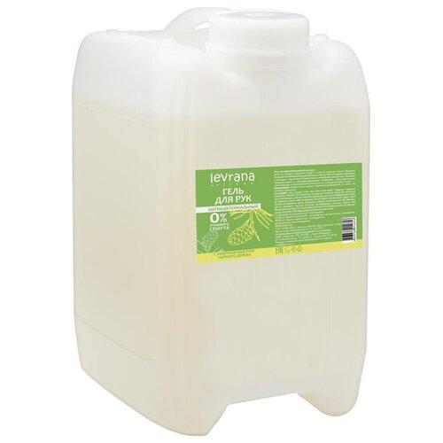 Гель для рук Levrana антибактериальный с эфирным маслом чайного дерева 5000 мл недорого