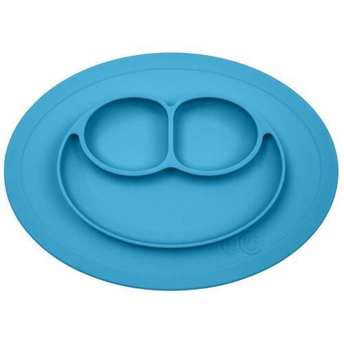 Купить Тарелка EZPZ Mini mat, blue, Посуда