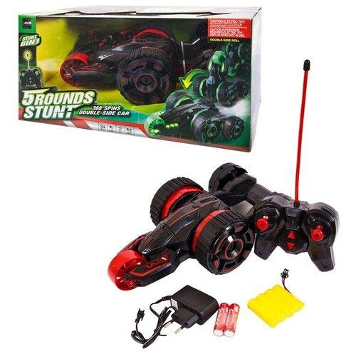 Купить Машинка р/у, световые эффекты, 37х21, 5х18 см, Junfa toys, Радиоуправляемые игрушки