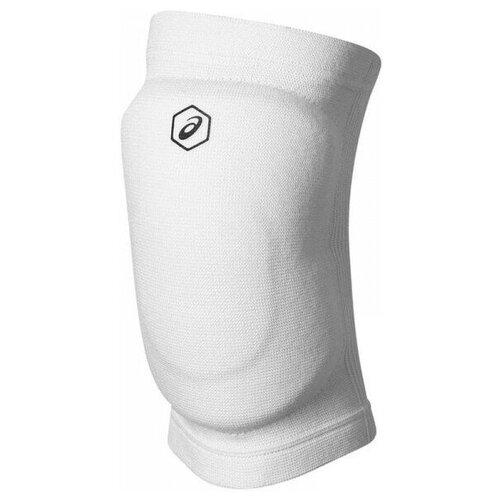 Защита колена ASICS Gel Kneepad, р. S, белый asics кроссовки мужские asics gel kayano 27 platinum размер 41