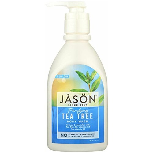 Гель для душа JASON Tea Tree, 887 мл