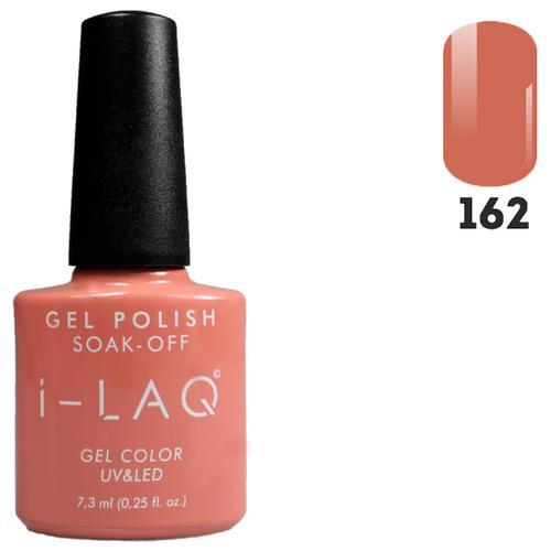 Купить Гель-лак для ногтей I-LAQ Gel Color, 7.3 мл, 162