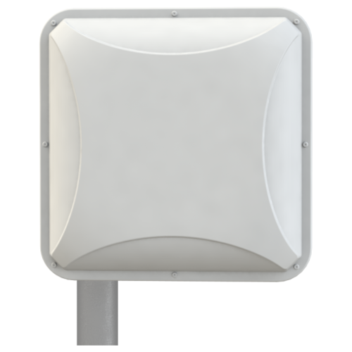 Антенна Petra BB 75 MIMO 2x2 3G/4G панельная, усиление 15дБ, F-female