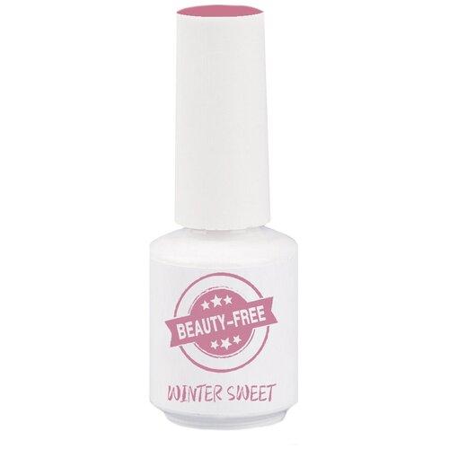 Фото - Гель-лак для ногтей Beauty-Free Winter Sweet, 8 мл, пурпурно-розовый гель лак для ногтей beauty free winter sweet 4 мл оттенок пурпурно розовый