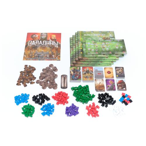 Купить Настольная игра Lavka Games Паладины западного королевства, Настольные игры