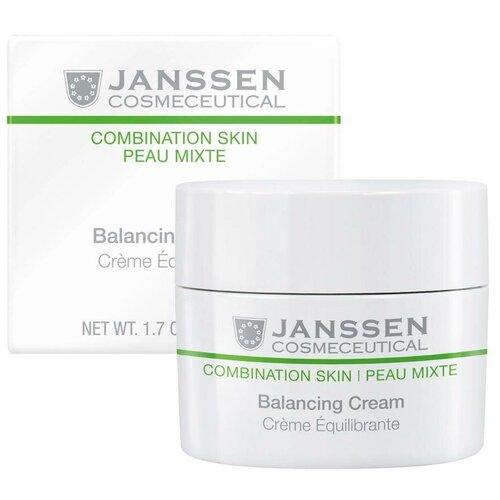 Janssen Cosmetics Combination Skin Balancing Cream Балансирующий крем для лица, 50 мл недорого