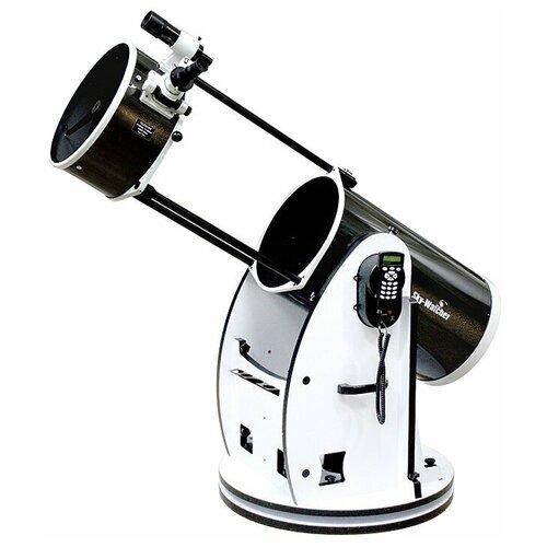 Фото - Телескоп Sky-Watcher Dob 14 (350/1600) Retractable SynScan GOTO черный/белый монитор 4 3 дюйма заднего вида sky ma 43