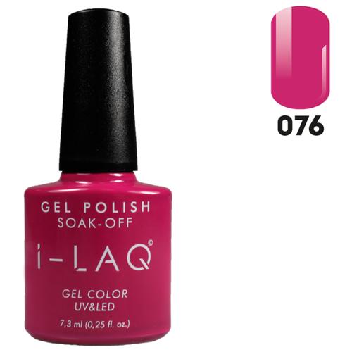 Купить Гель-лак для ногтей I-LAQ Gel Color, 7.3 мл, 076