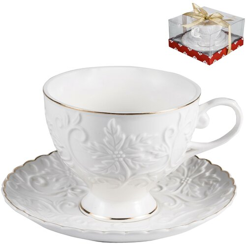 набор чайный balsford грация 2 предмета арт 101 12003 Набор чайный 2 предмета ГРАЦИЯ ЛИСИА, ТМ Balsford, артикул 101-30041