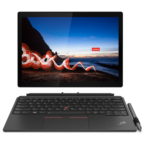 "Ноутбук Lenovo ThinkPad X12 Detachable (Intel Core i7-1160G7 2100MHz/12.3""/1920x1280/16GB/512GB SSD/Intel Iris Xe Graphics/LTE/Windows 10 Pro) 20UW0006RT черный"