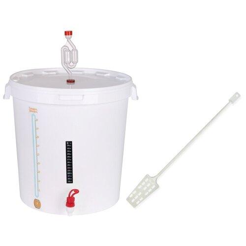 Комплект для брожения (Улучшенный с лопаткой) на 30 литров