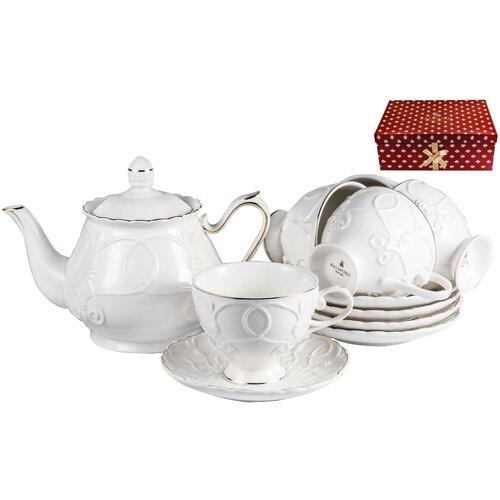 Набор чайный, ГРАЦИЯ, 13 предметов, ТМ Balsford, 101-30034 набор чайный 220мл грация 13 предметов 101 30007 balsford