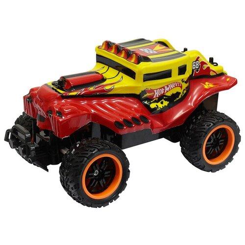 Багги Hot Wheels Т10986 красный / желтый