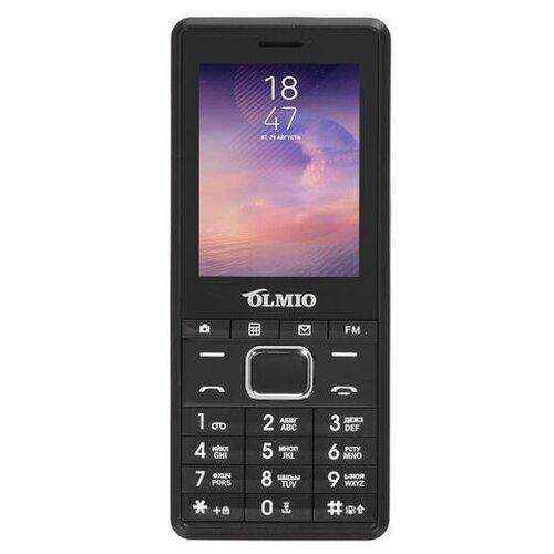 Телефон OLMIO A25 черный