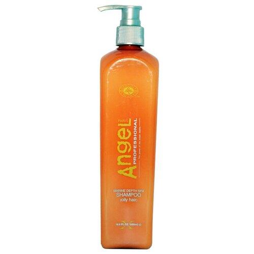 Купить Angel Professional шампунь Marine Depth Spa для жирных волос, 500 мл