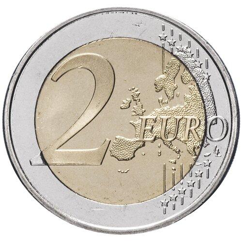 Монета Банк Финляндии 2 евро 2007 года