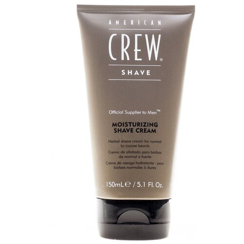 Купить Крем для бритья Увлажняющий American Crew, 150 мл