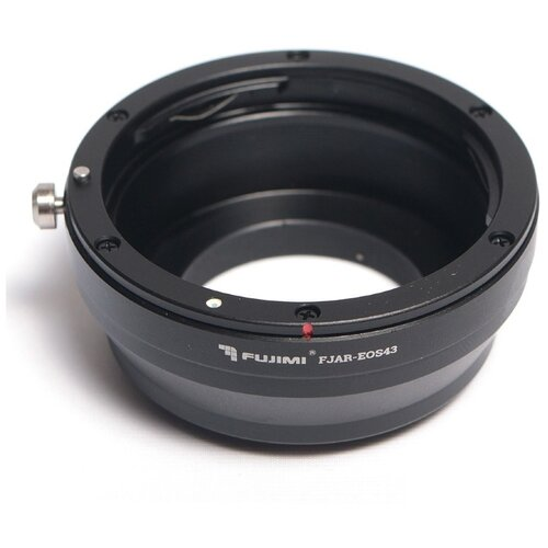 Фото - Fujimi FJAR-EOS43 Переходник с EOS на Micro 4/3 кольцо fujimi adapter canon eos m42 fjar 42eos 478