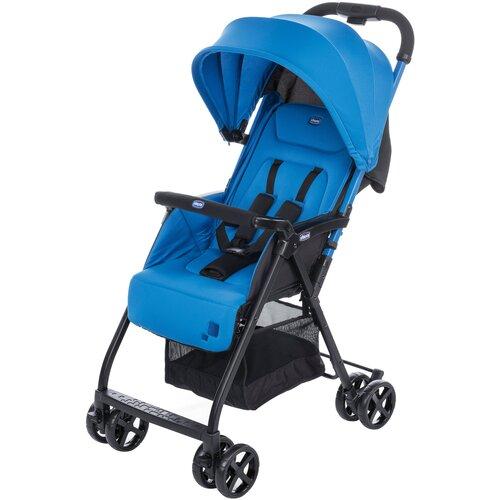 Фото - Прогулочная коляска Chicco Ohlala 2, power blue коляска chicco stylego black night 07079161410000