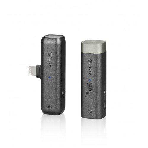 Boya BY-WM3D Компактный беспроводной микрофон Apple Iphone