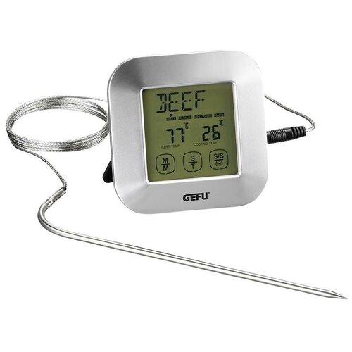 Фото - Термометр со щупом Gefu для мяса Punto 21790 термометр для жарки электронный темпере gefu 21840
