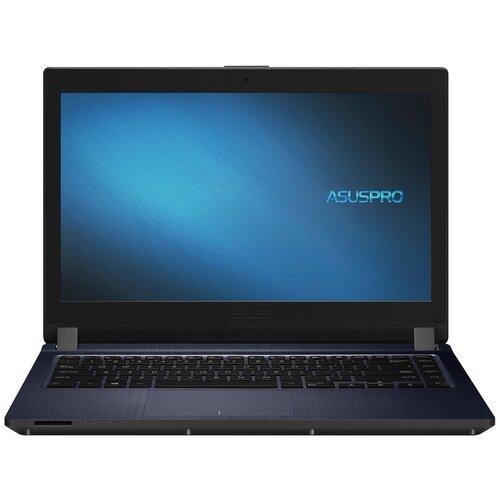 Фото - Ноутбук ASUS Pro P1440FA-FQ2924T (Intel Core i3 10110U 2100 MHz/14/1366х768/4GB/1000GB HDD/Intel UHD Graphics/Windows 10 Home) 90NX0211-M40510, темно-серый ноутбук asus pro p1440fa fq2924t 14 intel core i3 10110u 2 1ггц 4гб 1000гб intel uhd graphics windows 10 home 90nx0211 m40510 серый