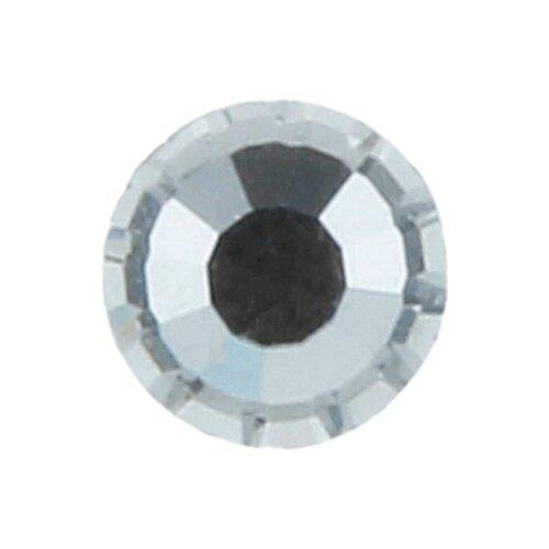 Купить Стразы клеевые PRECIOSA Crystal, 4, 7 мм, стекло, 144 шт, в пакете, белый (438-11-612 i), Фурнитура для украшений