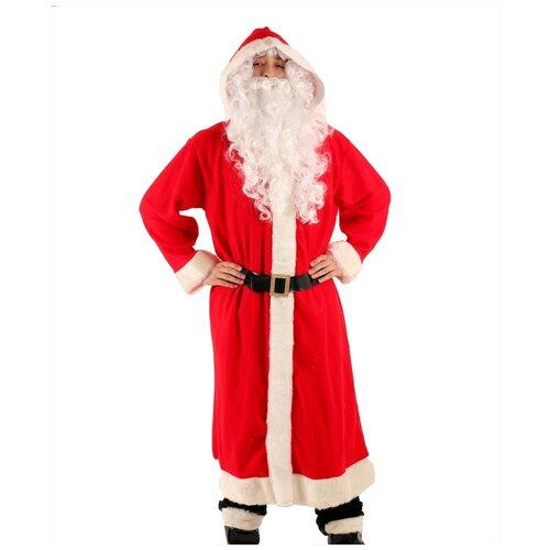 Костюм Санта Клауса (Super Deluxe), размер 50-54.